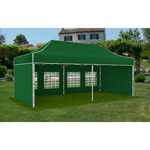 Zahradní stan 3x6m PROFI Zelená