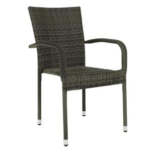 Zahradní židle VIPANA NEW polyratan Tempo Kondela