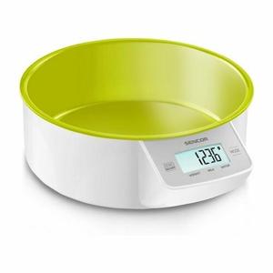 Sencor SKS 4004GR digitální kuchyňská váha, zelená