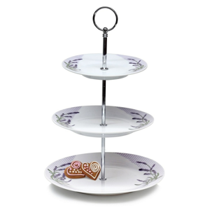 Banquet Stojan na cukroví Lavender