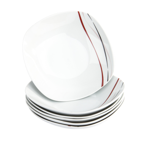 Mäser 6dílná sada hlubokých talířů Amelie, 21,5 cm