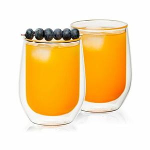 4home Termo sklenice Classic Hot&Cool, 300 ml, 2 ks