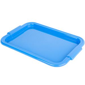 Tontarelli Servírovací tác 45 x 30 cm, modrá