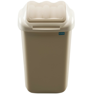 Aldotrade Odpadkový koš FALA 30 l, béžová