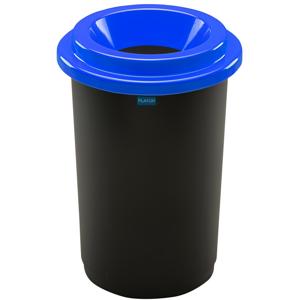 Aldotrade Odpadkový koš na tříděný odpad Eco Bin 50 l, modrá