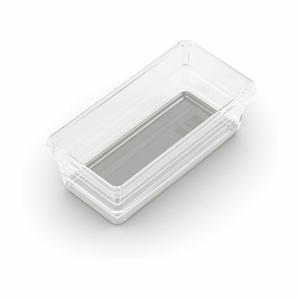 KIS Organizér Sistemo 2, 15 x 7,5 x 5 cm, šedá