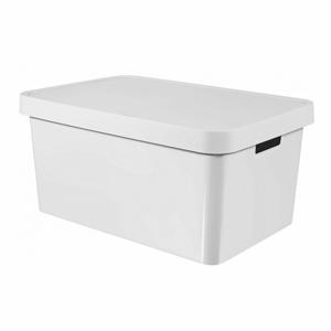 Curver Úložný box INFINITY 45 l, bílá