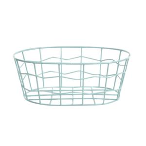Altom Oválný košík Mint,  29,5 x 21 x 11 cm
