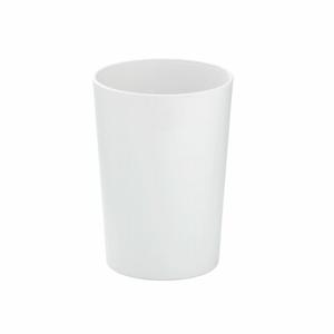 KELA Pohárek MARTA plastik bílá KL-24191