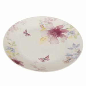 Porcelánový talíř Flower, 20 cm
