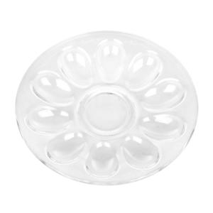 Altom Skleněný talíř na vejce, 22 cm