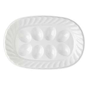 Altom Porcelánový talíř na vejce Regular