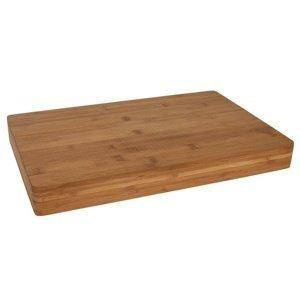 Prkénko bambus 46x30x5 cm