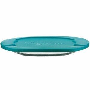 Bormioli Rocco Skleněný talíř s víkem Basic, 27 cm