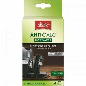 Melitta Anti Calc Práškový bio-odvápňovač pro plnoautomatické kávovary 4x40g