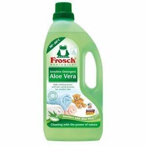 Frosch Prací prostředek sensitive Aloe vera (EKO, 1500ml)