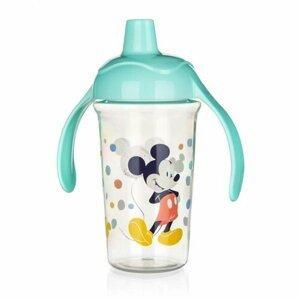 VETRO-PLUS Láhev plastová pro děti MICKEY 295 ml