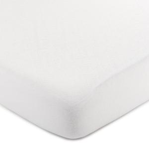 4Home jersey prostěradlo bílá, 160 x 200 cm