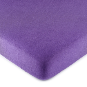 4Home jersey prostěradlo fialová, 90 x 200 cm