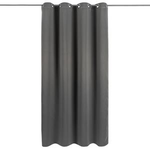 Trade Concept Zatemňovací závěs Arwen tmavě šedá, 140 x 245 cm