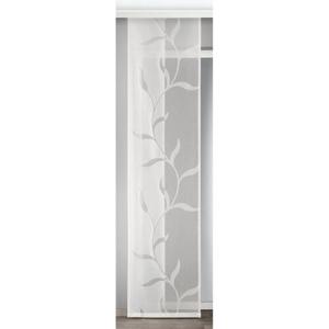 Albani Závěsový panel Lea, bílá, 60 x 245 cm