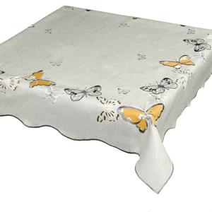 Forbyt Ubrus Motýli, 85 x 85 cm