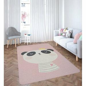 Domarex Dětský pěnový koberec Panda, 120 x 60 cm
