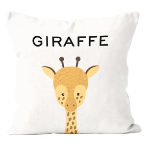 Domarex Povlak na polštářek KIDS Petit Natur Žirafa, 45 x 45 cm