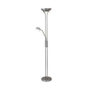 Stojací lampa Rabalux Beta 4075 matný chrom