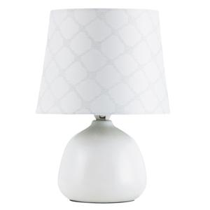 Rabalux 4379 Ellie stolní lampa, bílá