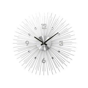 Nástěnné hodiny LAVVU CRYSTAL Lines LCT1140