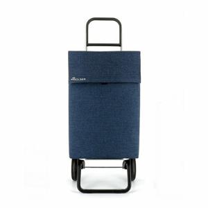 Rolser Nákupní taška na kolečkách Jean Tweed Convert RG, tmavě modrá