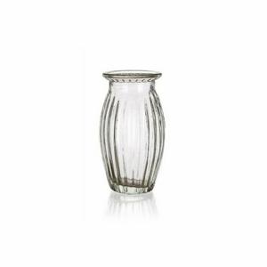 Váza skleněná CRASTY 11,5 cm