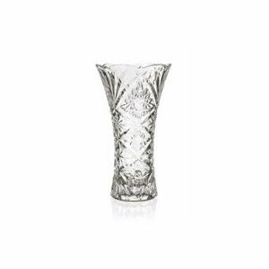 Váza skleněná AISHA 23 cm
