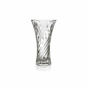 Váza skleněná POURY 23 cm