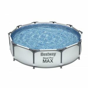 Bestway Nadzemní bazén Steel Pro MAX, pr. 305 cm, v. 76 cm
