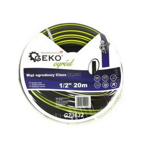 "GEKO Zahradní hadice černá, 1/2"", 20 m"