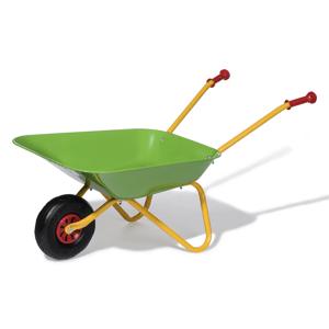 Rollytoys Zahradní kovové kolečko 80 x 41 x 38 cm, zelená