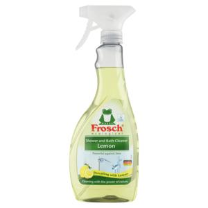 Frosch Čistič na koupelny a sprchy s citrónem, 500 ml