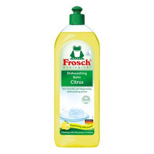 Frosch Balzám pro mytí nádobí Citrón, 750 ml