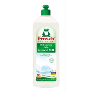 Frosch Balzám na mytí nádobí mandlové mléko, 750 ml
