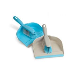 Spontex Standard smetáček a lopatka s gumovou lištou