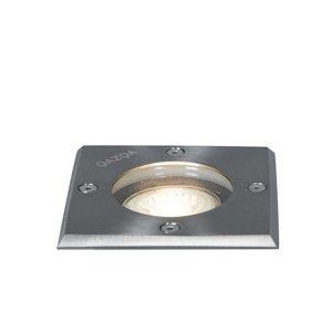 Broušená bodová ocel 10,5 cm IP65 - Basic Square