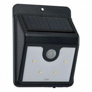Solární LED svítidlo nástěnné
