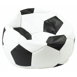 Antares Sedací pytel Euroball bílá/černá