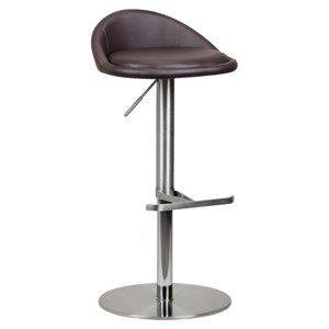 Barová Židle Barhocker Hnědá