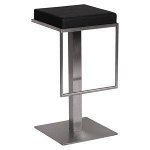 Barová Židle Barhocker Černá