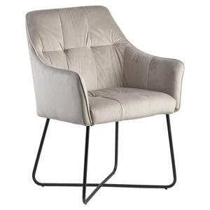 Židle S Područkami Wohnling Béžová