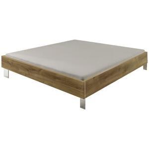 Futonová postel Level Beds A 180/200cm,imitace Přírod.dubu