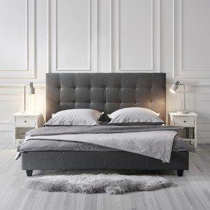 Čalouněná postel Frederico 180x200cm